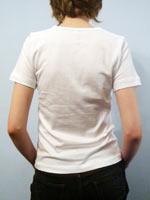 Сделай женскую футболку со своим рисунком на Printdirect