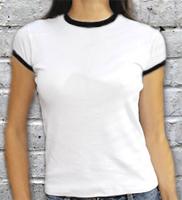 Женская футболка Ringer-T
